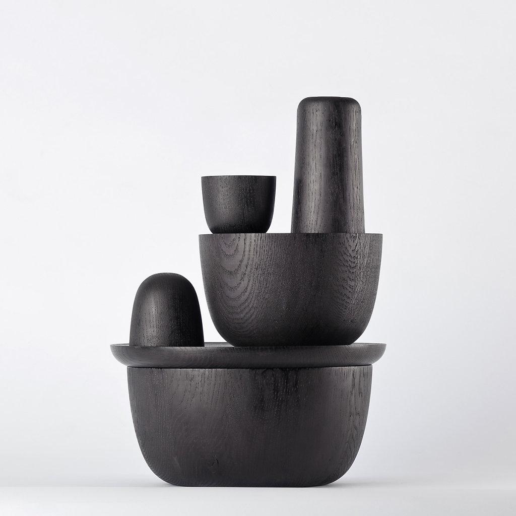 formes en noir